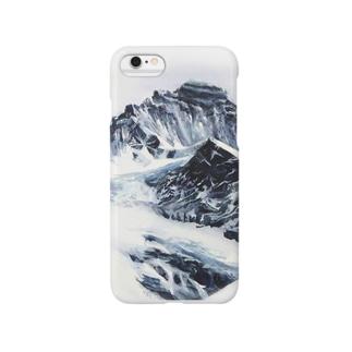 ユングフラウ Smartphone cases