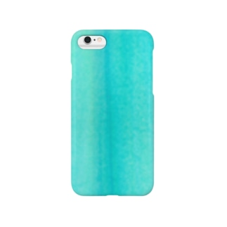 トルコ色 Smartphone cases