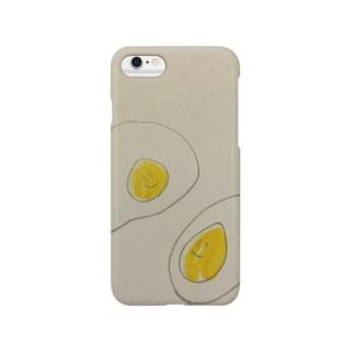 たまごちゃんず Smartphone cases