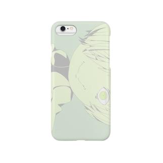 笑うラクガキ Smartphone cases