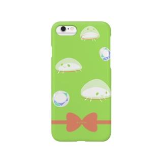 おわんくらげ Smartphone cases