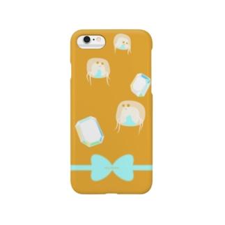 かみくらげ Smartphone cases