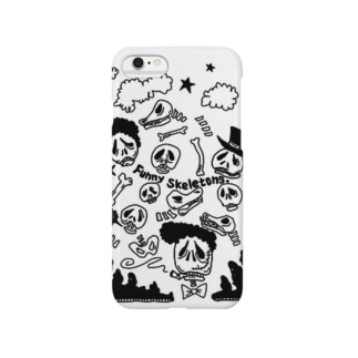 funny skeleton's. Smartphone cases