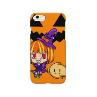 poyo witch Smartphone cases