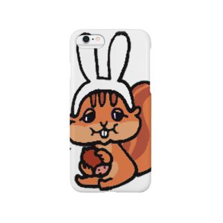 FOXY-EYEのうさぎモドキ Smartphone cases