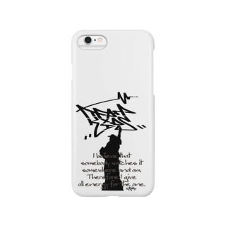 Prank Design Tee Smartphone cases