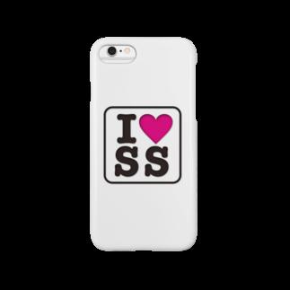 まちゅ屋のI Love S S Smartphone cases