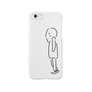 眼差し Smartphone cases