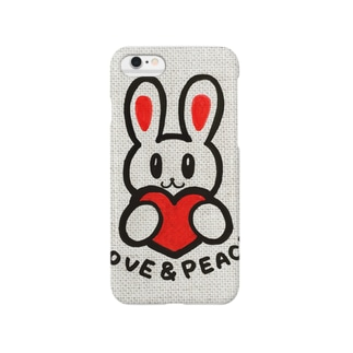 LOVE & PEACE Smartphone cases