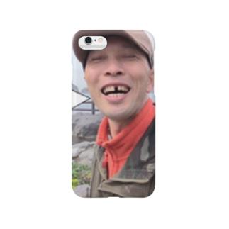 『Not Found』地底人スマホケース Smartphone cases
