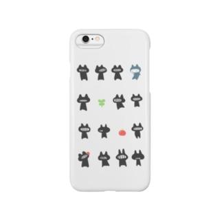 うちゆじん Smartphone cases
