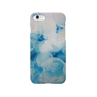 海の月 Smartphone cases