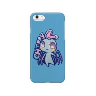 ちっぴぃ Smartphone cases
