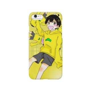 十四松(スマホカバー) Smartphone cases