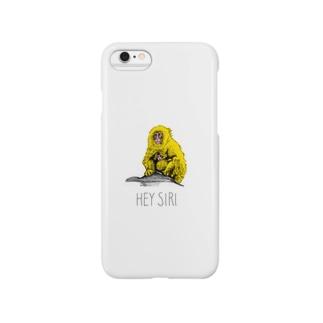 にほんざる Smartphone cases