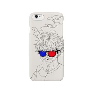 少年3D Smartphone cases