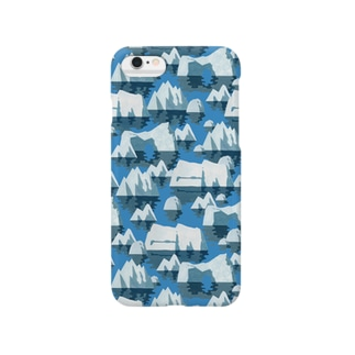 Icebergs pattern for iPhone6 Smartphone cases