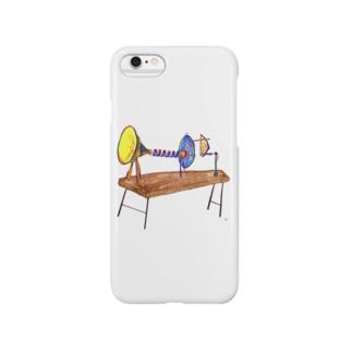 音で時を刻む装置 Smartphone cases