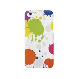 まき散らせ! Smartphone cases
