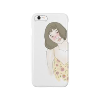 花粉少女 Smartphone cases