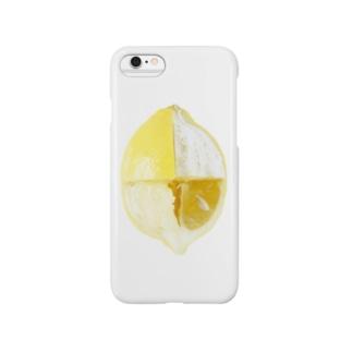 レモン解体新書 Smartphone cases