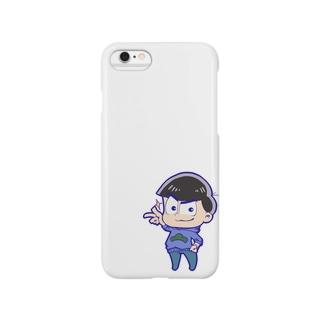 ちっちゃいカラ松 Smartphone cases