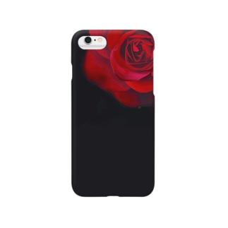 美しいから棘があるのか Smartphone cases