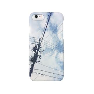 それは電線 Smartphone cases