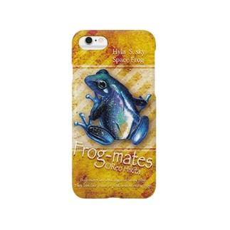 アマノカワズ(ヴィンテージ) Smartphone cases