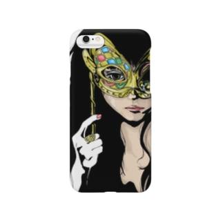Masquerade. Smartphone cases