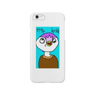 Po★chaなiPhoneケース Smartphone cases