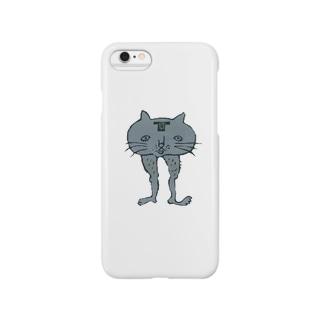 冬虫夏草猫 Smartphone cases