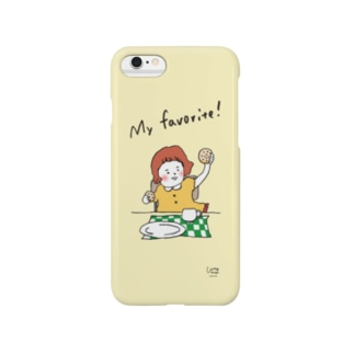 my favorite!-yellow- Smartphone cases