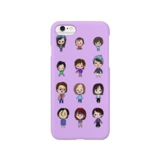 waruguchi-family. Smartphone cases