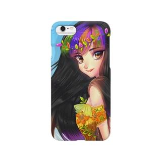 女の子スマホケース(iphone6専用) スマートフォンケース