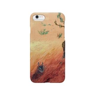 ムラナギ/永遠の孤独 Smartphone cases