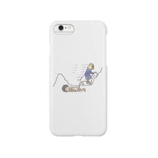 サマリア人 Smartphone cases