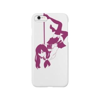 吊り女 Smartphone cases