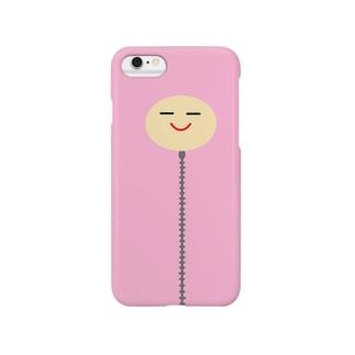 ミノムシおじさん Smartphone cases