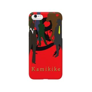 kamikike Smartphone cases