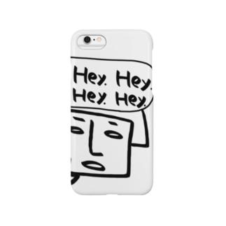 ふきだしオカッパ☆エミコ Smartphone cases