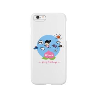 たのぴんふのmomotaro Smartphone cases