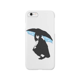 晴れの日 Smartphone cases
