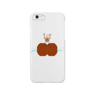 肉! Smartphone cases