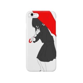 被虐メンヘラ Smartphone cases