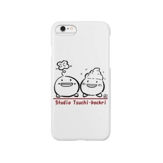 ぼっぱ君とうんたま君 Smartphone cases