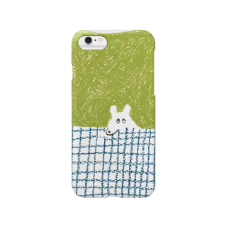 now worksのシロクマ?犬? Smartphone cases