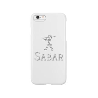 【SABAR LOGO】 collection Smartphone cases