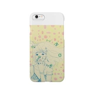 春風ガール Smartphone cases