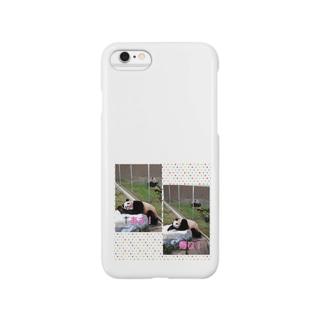 お昼ねパンダ Smartphone Case
